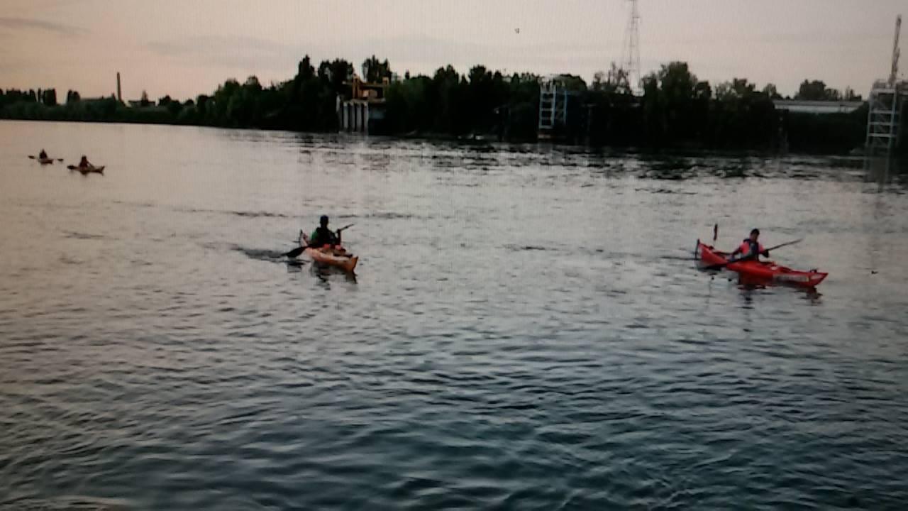 La Guida - Da Cuneo a Venezia in kayak