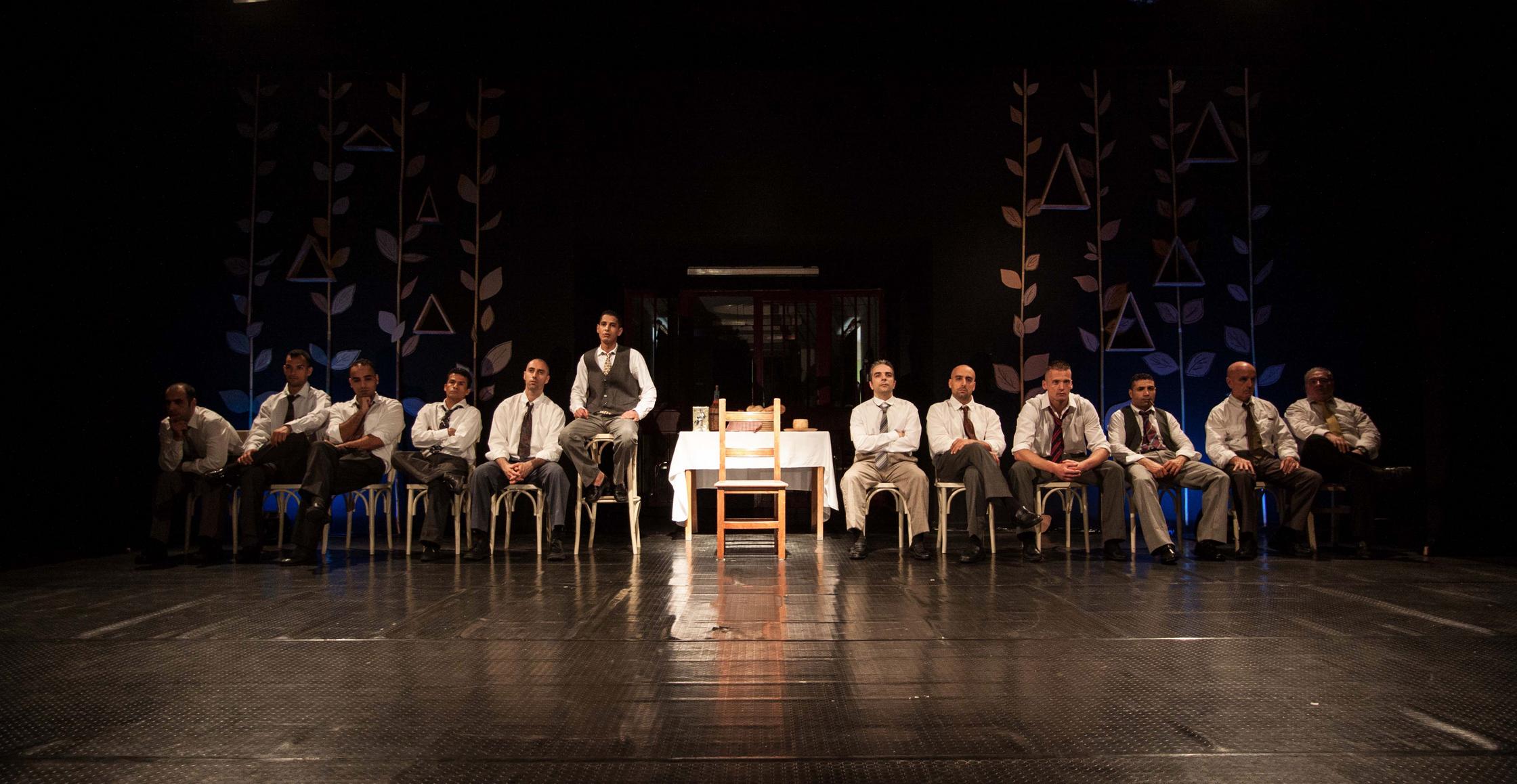 La Guida - Spettacolo teatrale con gli attori detenuti del carcere di Saluzzo