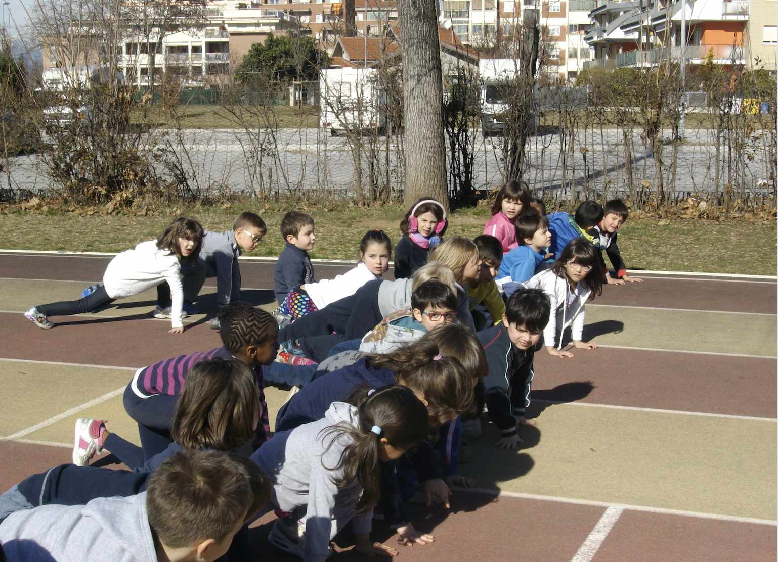 """La Guida - """"Settimana dello sport"""" anche per i bambini della scuola materna"""