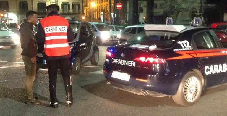 La Guida - 10 automobilisti denunciati e 6 auto sequestrate nella notte di venerdì 10 marzo