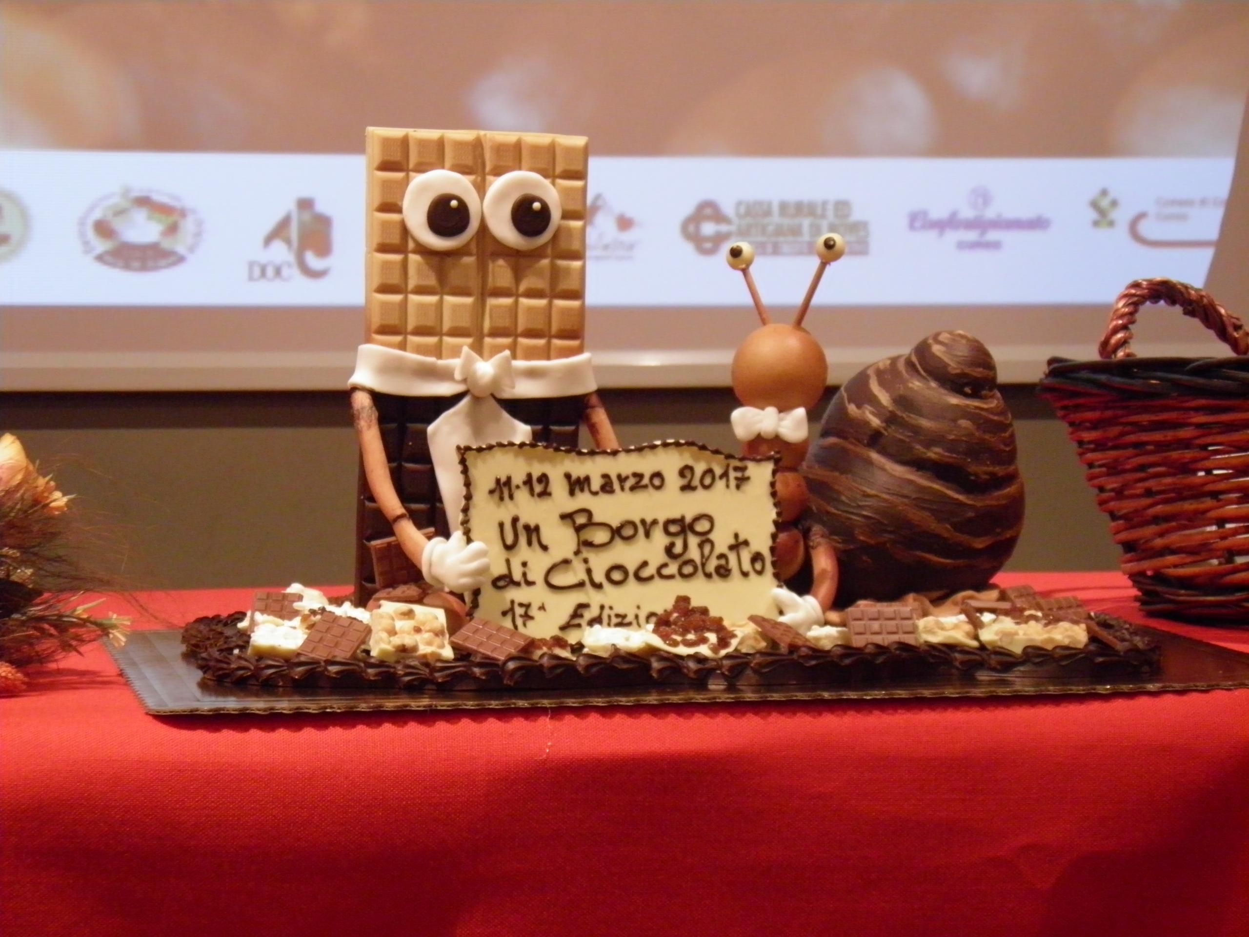 """La Guida - Torna """"Borgo di cioccolato"""", sabato 11 e domenica 12 marzo"""