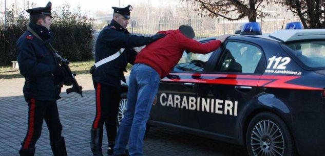 La Guida - Litiga con il suocero poi aggredisce i carabinieri