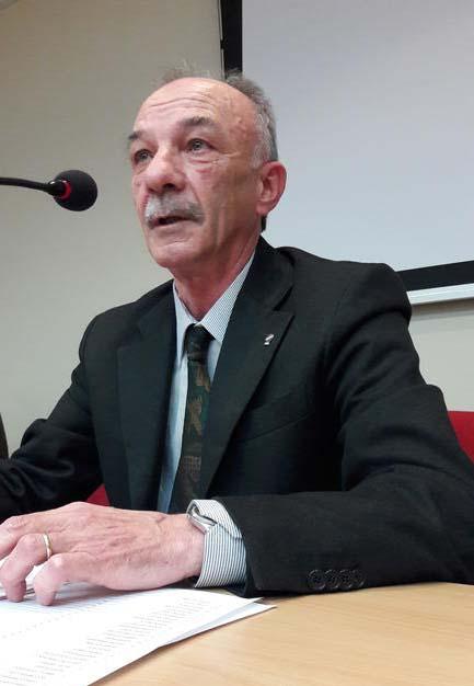 La Guida - Rinaldo Olocco riconfermato alla guida dei Pensionati Cisl