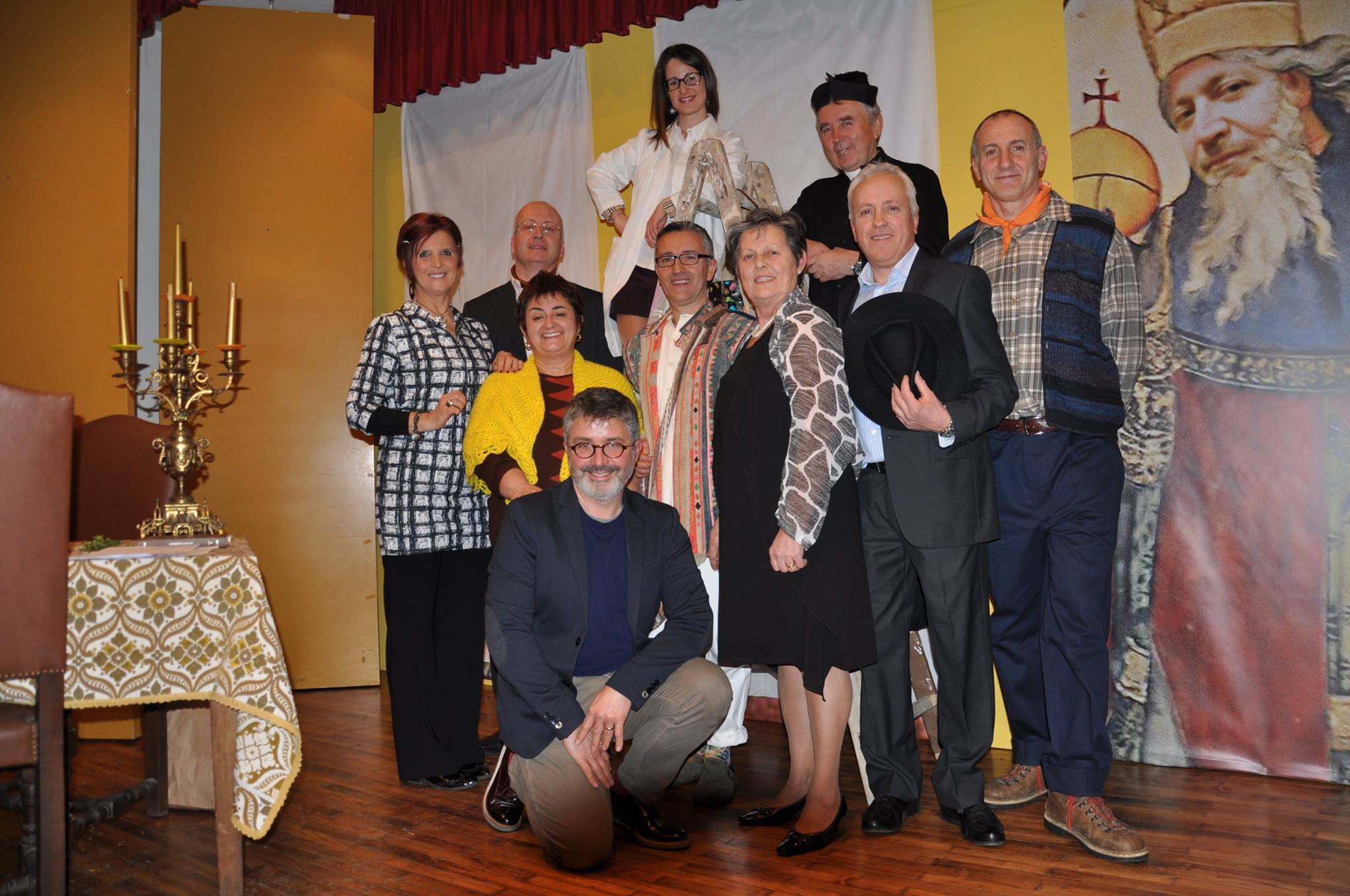 """La Guida - Gli """"Attori per caso"""" al Don Bosco"""
