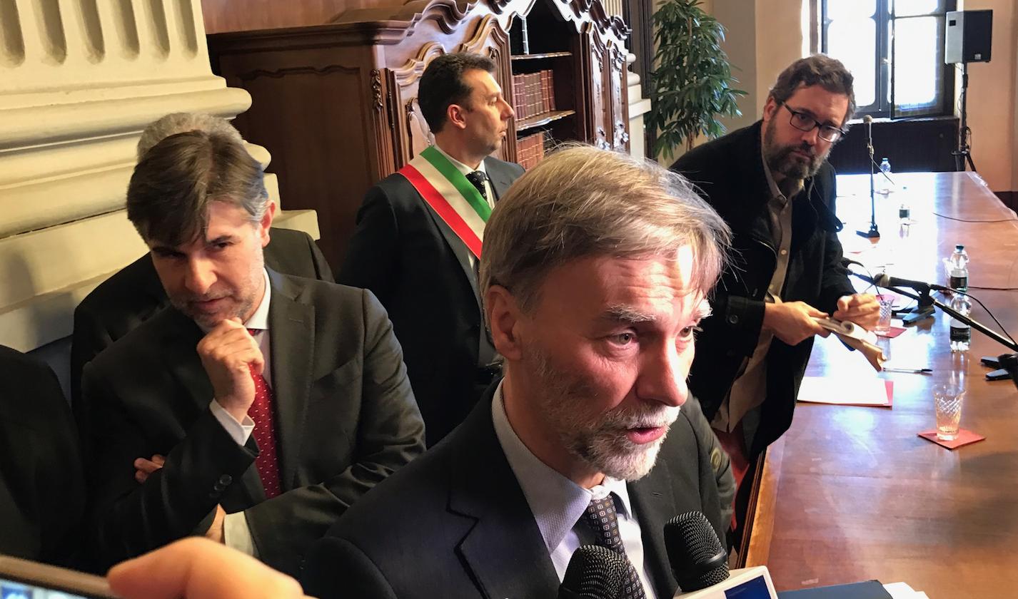 """La Guida - Delrio: """"In tre anni e mezzo la Cuneo-Asti può essere finita"""""""