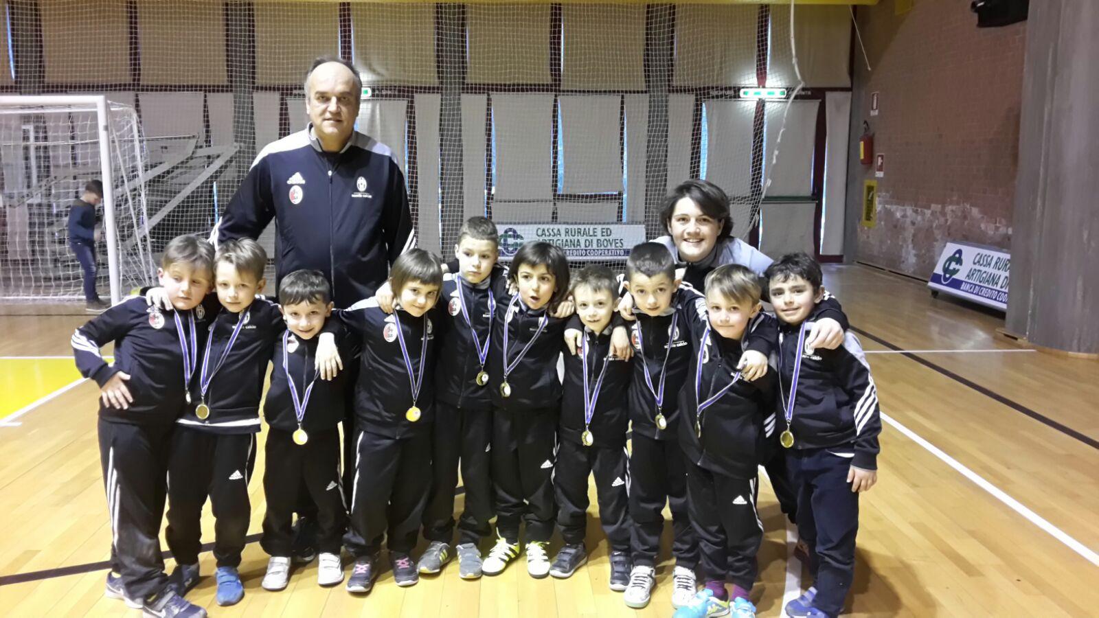 La Guida - Gran finale a Boves nel torneo Giovani Campioni