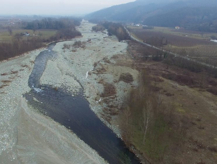 La Guida - Drone della Provincia per rilevamenti sul territorio