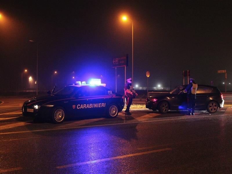 La Guida - Rifiutò l'alcool test dai Carabinieri, donna a processo