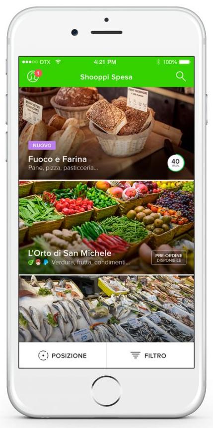La Guida - Shooppi Spesa, un'app per fare acquisti nei piccoli negozi