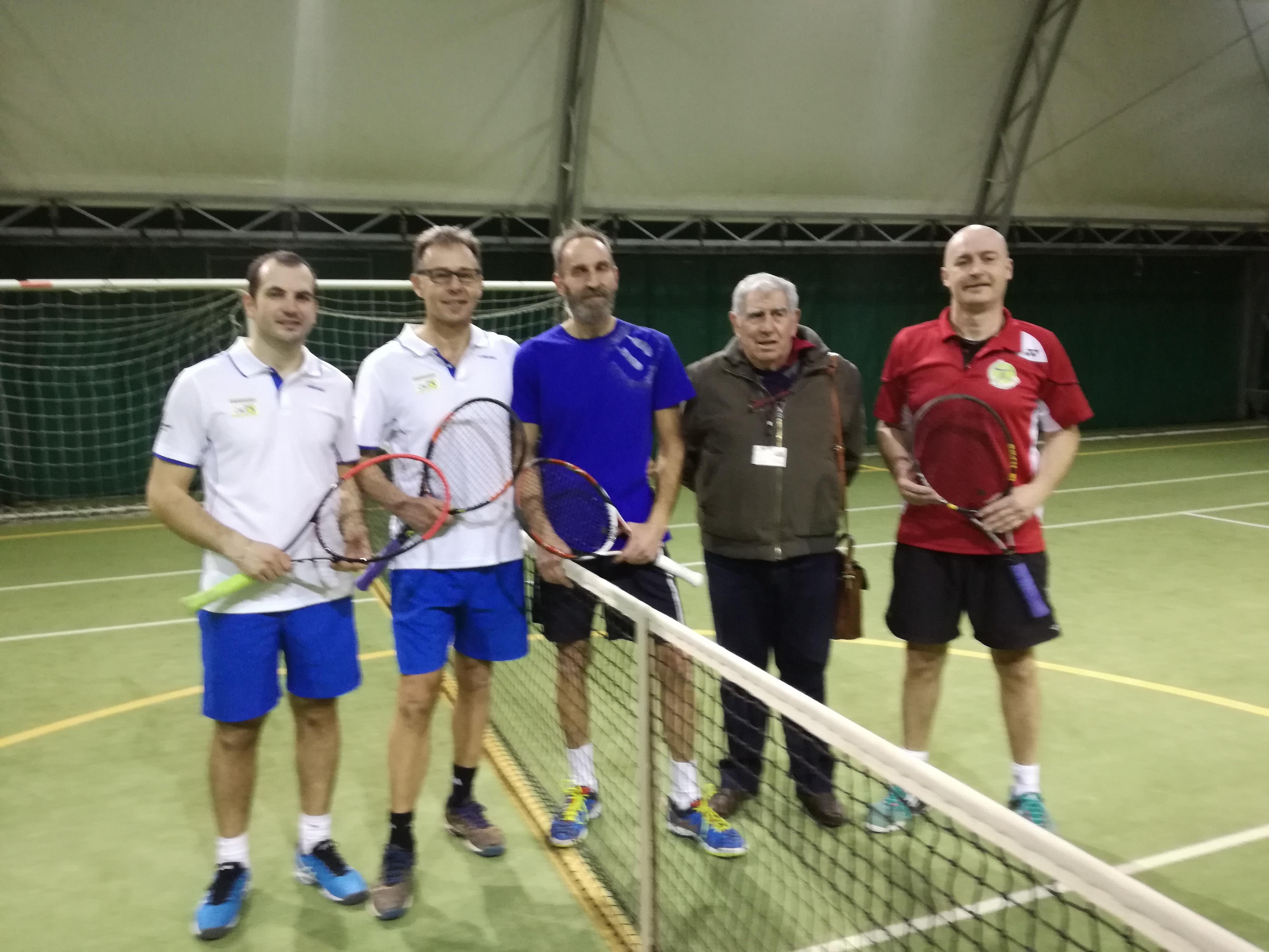 La Guida - Campionati provinciali di 4ª categoria alla Cuneese tennis