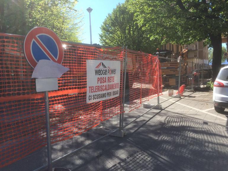 La Guida - Cuneo, sospesi i cantieri del teleriscaldamento