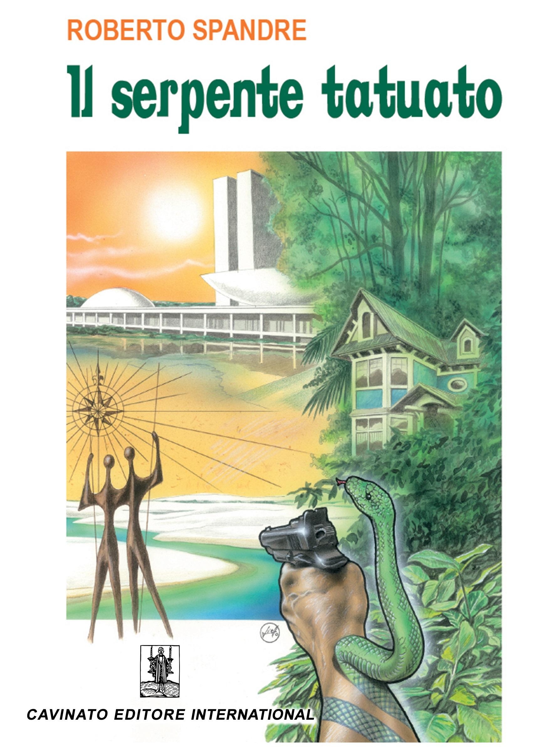 """La Guida - Saluzzo, presentazione libro """"Il serpente tatuato"""""""