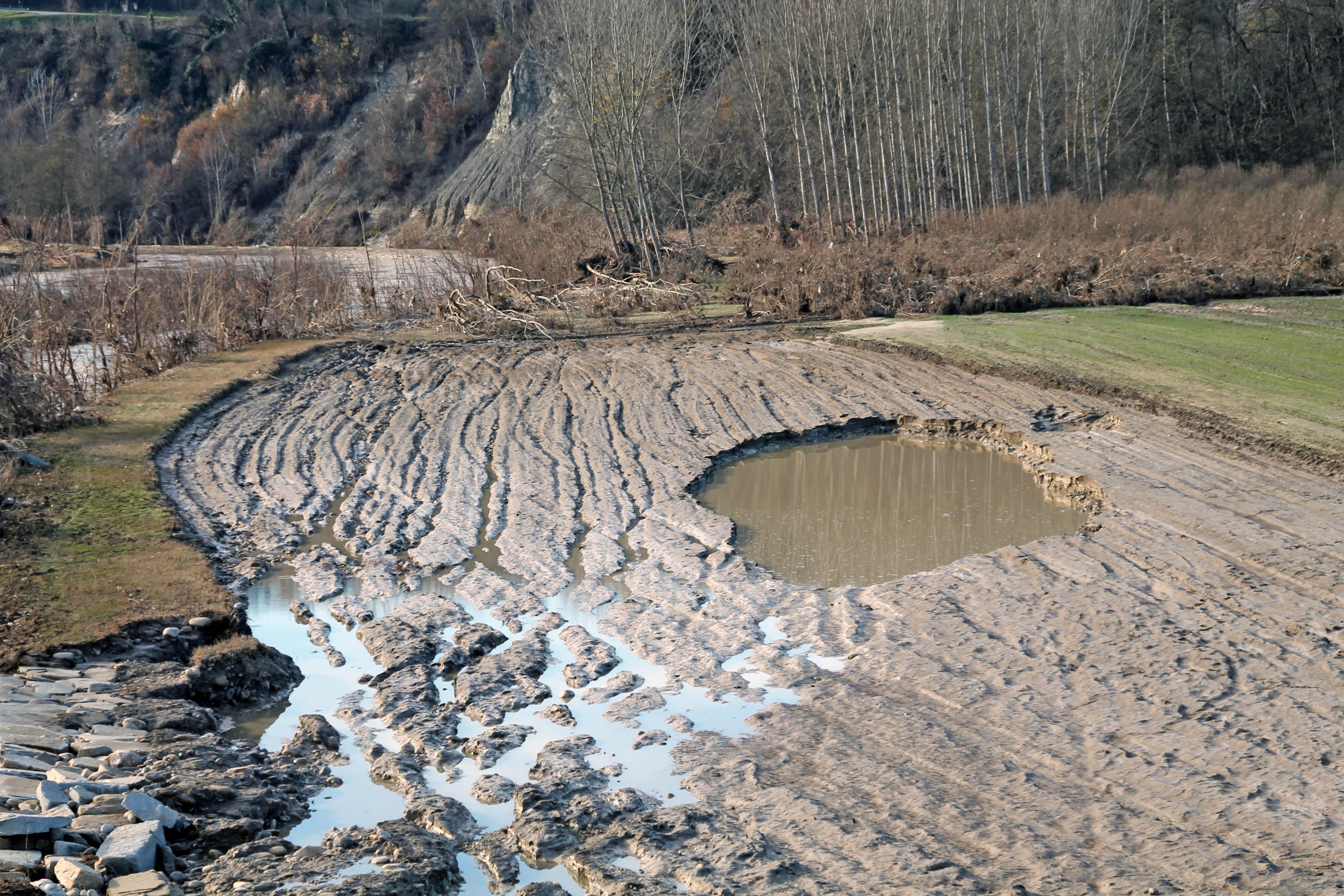 La Guida - Alluvione, gravi danni all'agricoltura