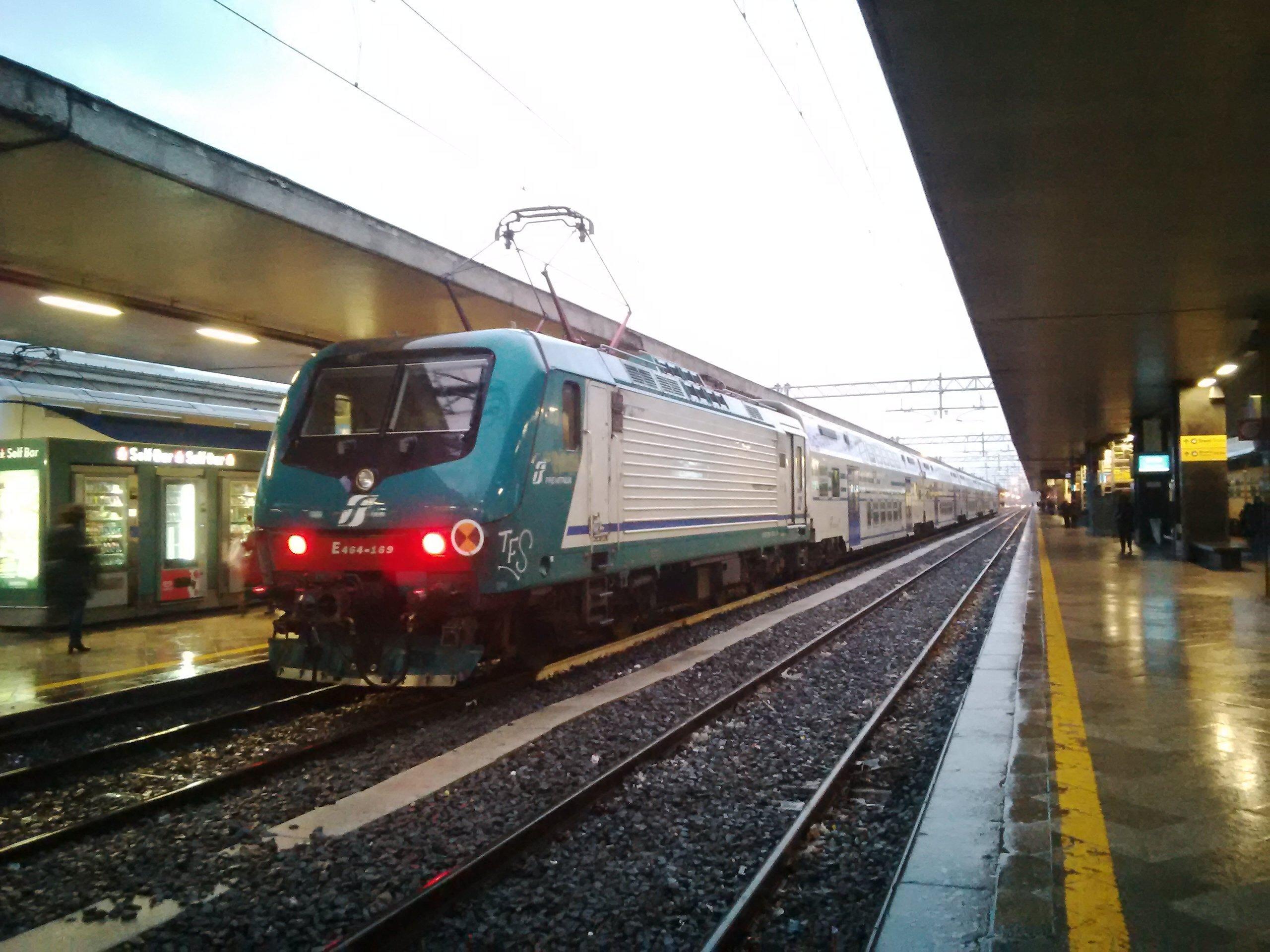 La Guida - Stazione di San Giuseppe di Cairo allagata, sospesa la circolazione