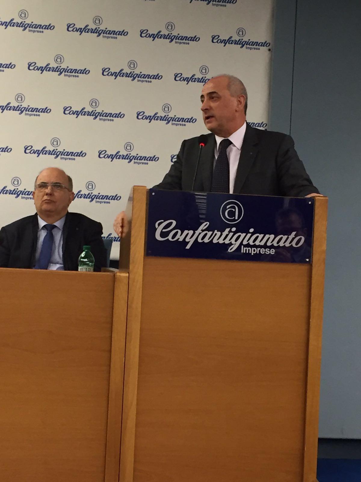La Guida - Domenico Massimino eletto vice presidente nazionale di Confartigianato
