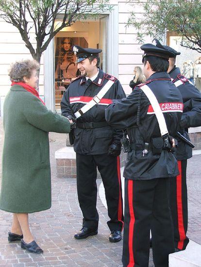 La Guida - Carabinieri e prevenzione di furti e truffe agli anziani