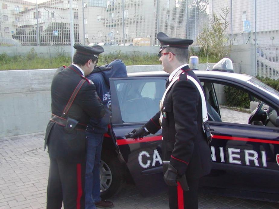 La Guida - I Carabinieri arrestano sei pregiudicati