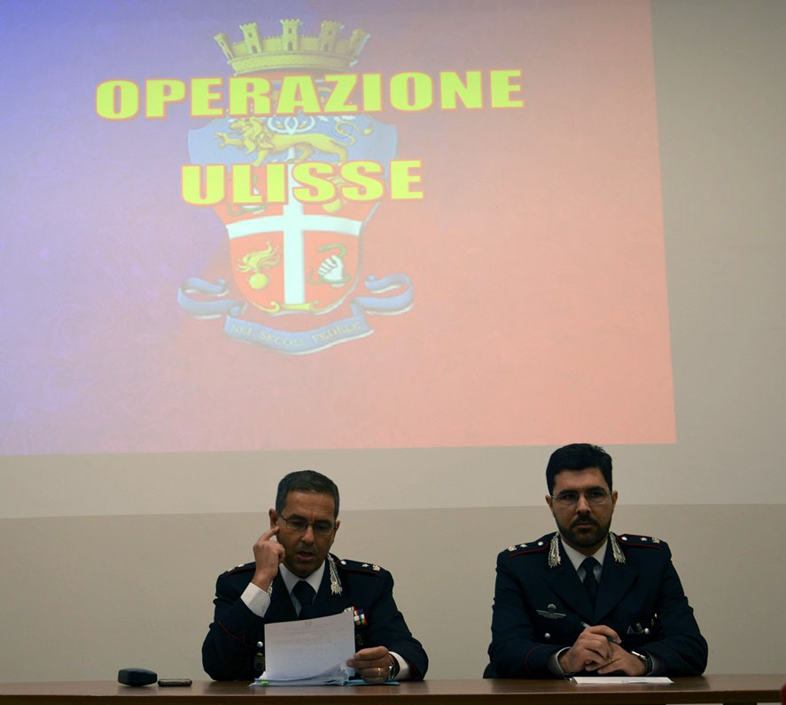 La Guida - Arrestato latitante sfuggito a luglio a un blitz dei Carabinieri