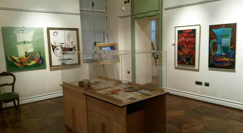 La Guida - Pomeriggio in musica alla mostra dedicata a Dada e Ego Bianchi