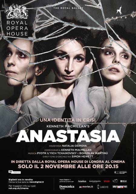 """La Guida - Questa sera al cinema Don Bosco """"Anastasia"""""""