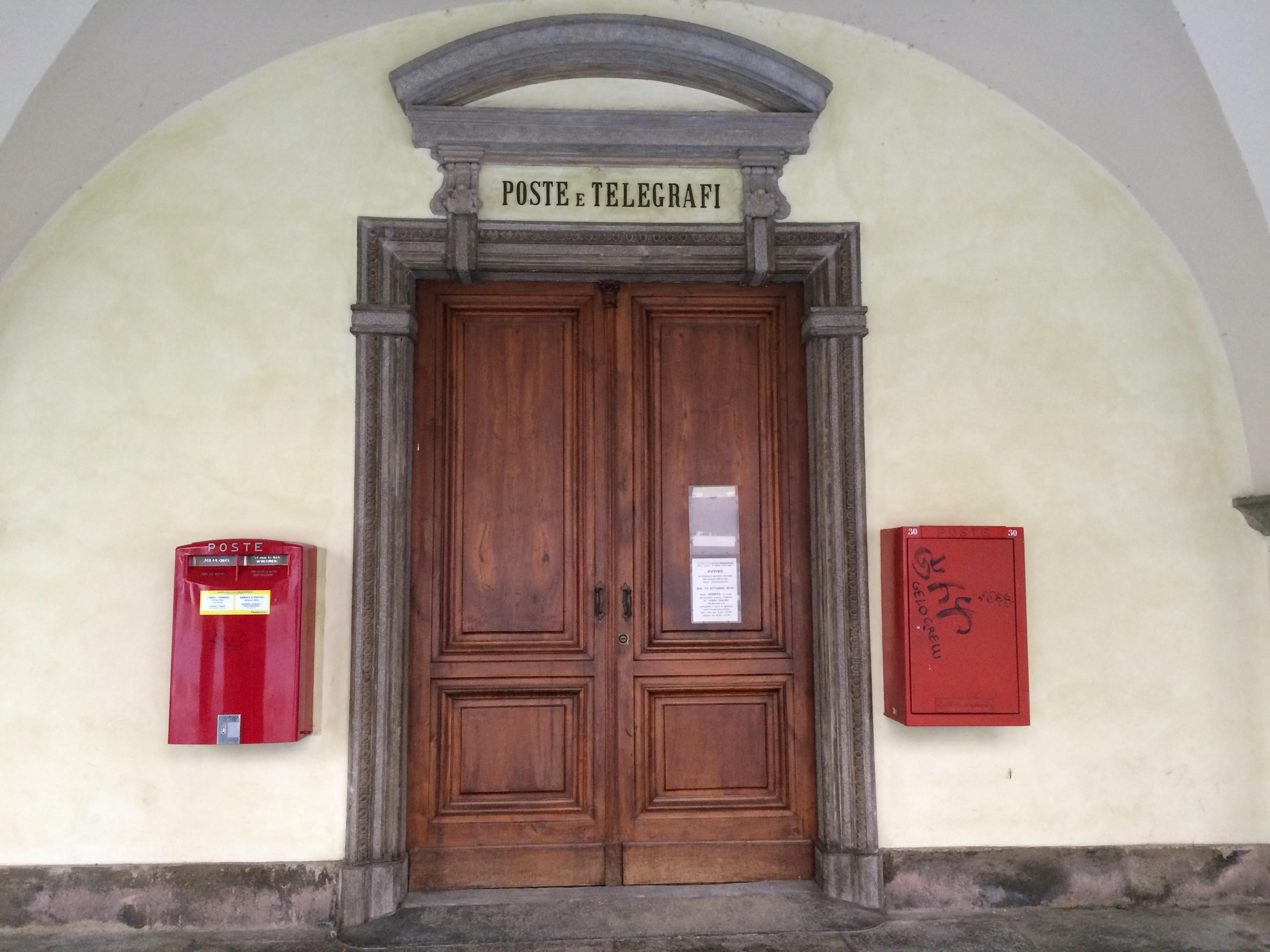 La Guida - Ufficio postale di via Roma chiuso per lavori