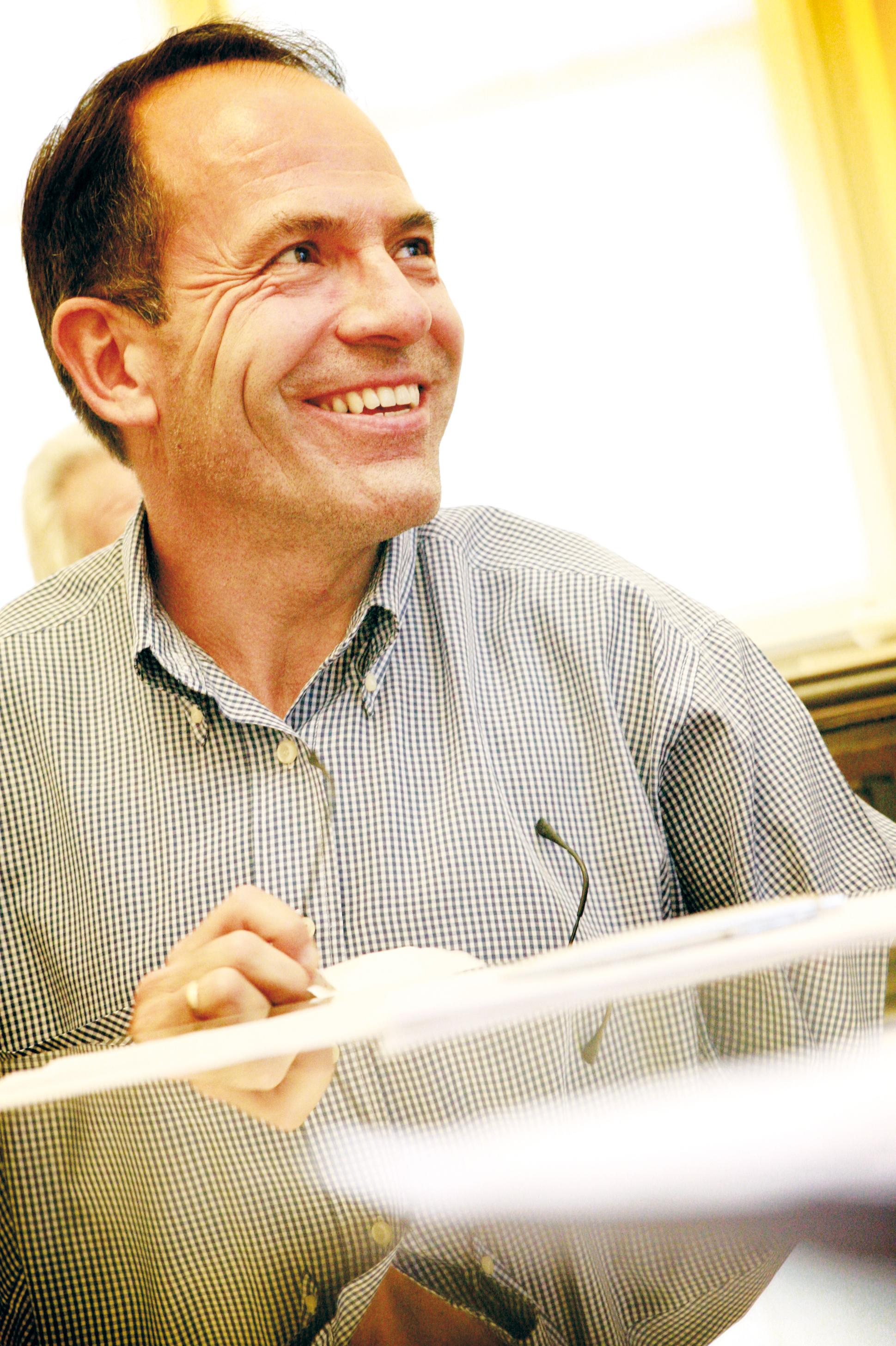 La Guida - Nello Fierro, candidato per una Cuneo alternativa