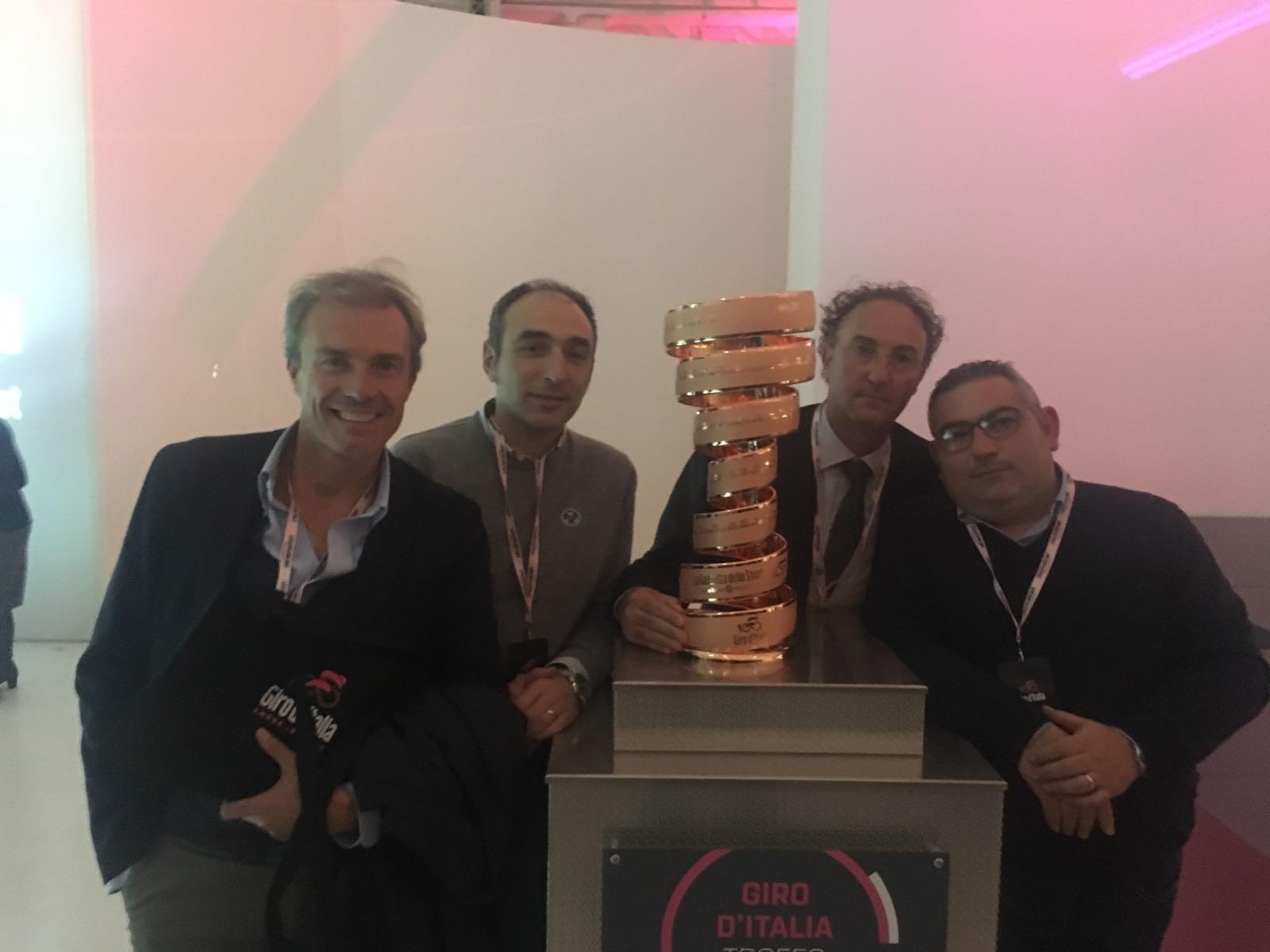 La Guida - Presentato il 100° Giro d'Italia