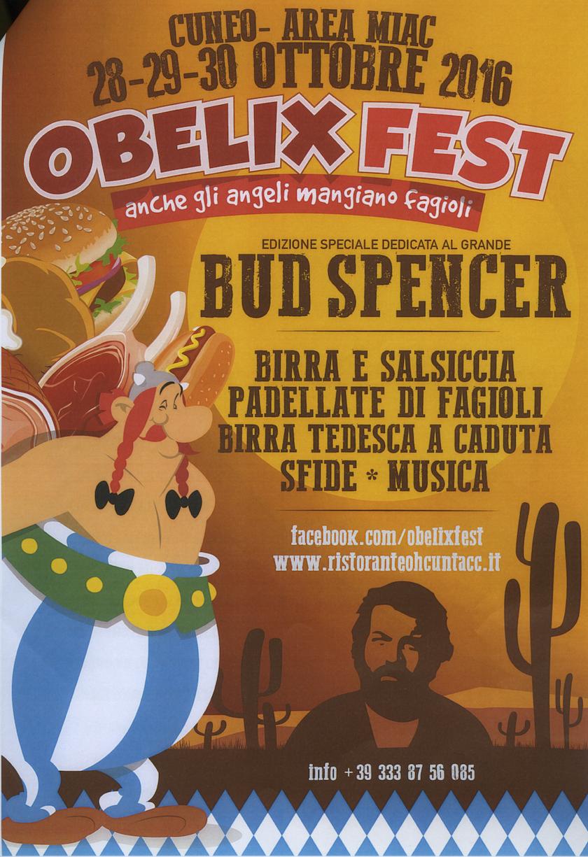 La Guida - L'Obelix Fest ricorda Bud Spencer
