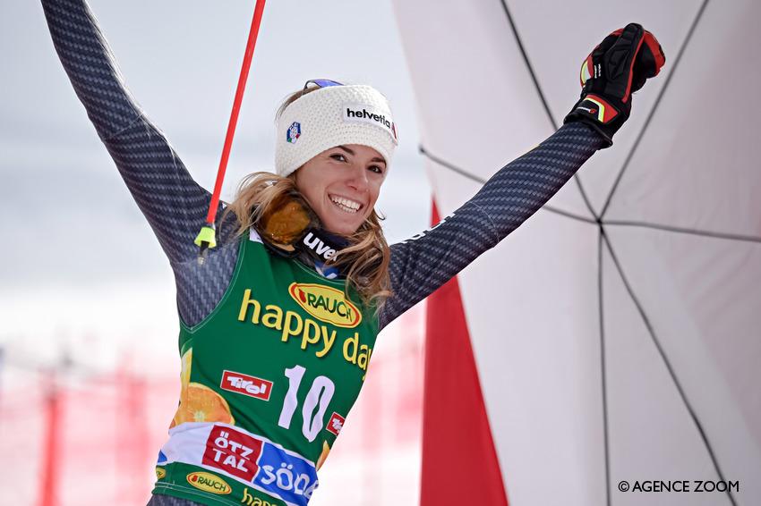 La Guida - Marta Bassino per la prima volta sul podio in Coppa del mondo