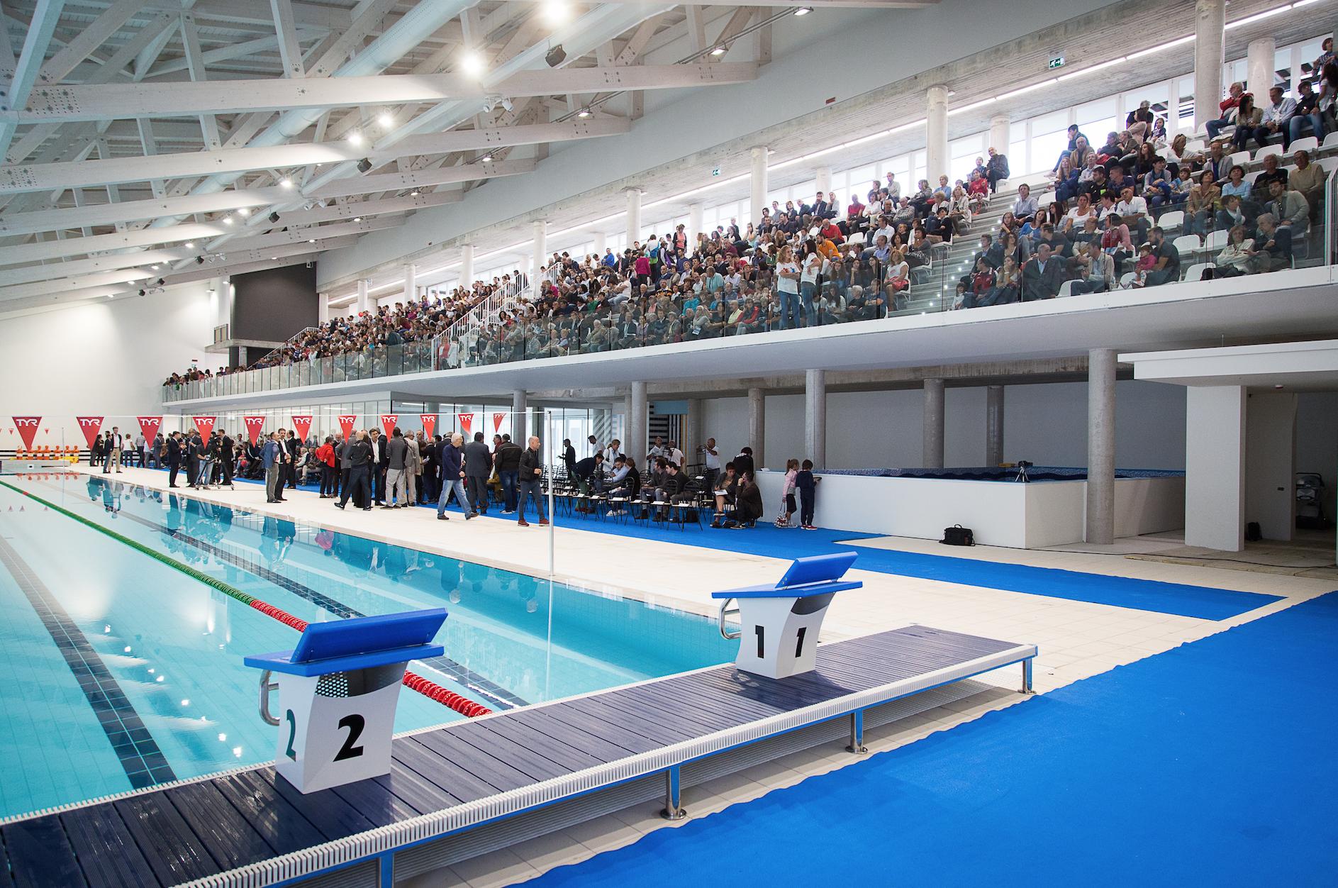 La Guida - Il primo anno dello stadio del nuoto
