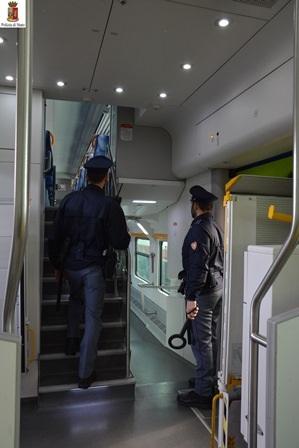 La Guida - Polfer controlli notturni sui treni tra Cuneo e Torino
