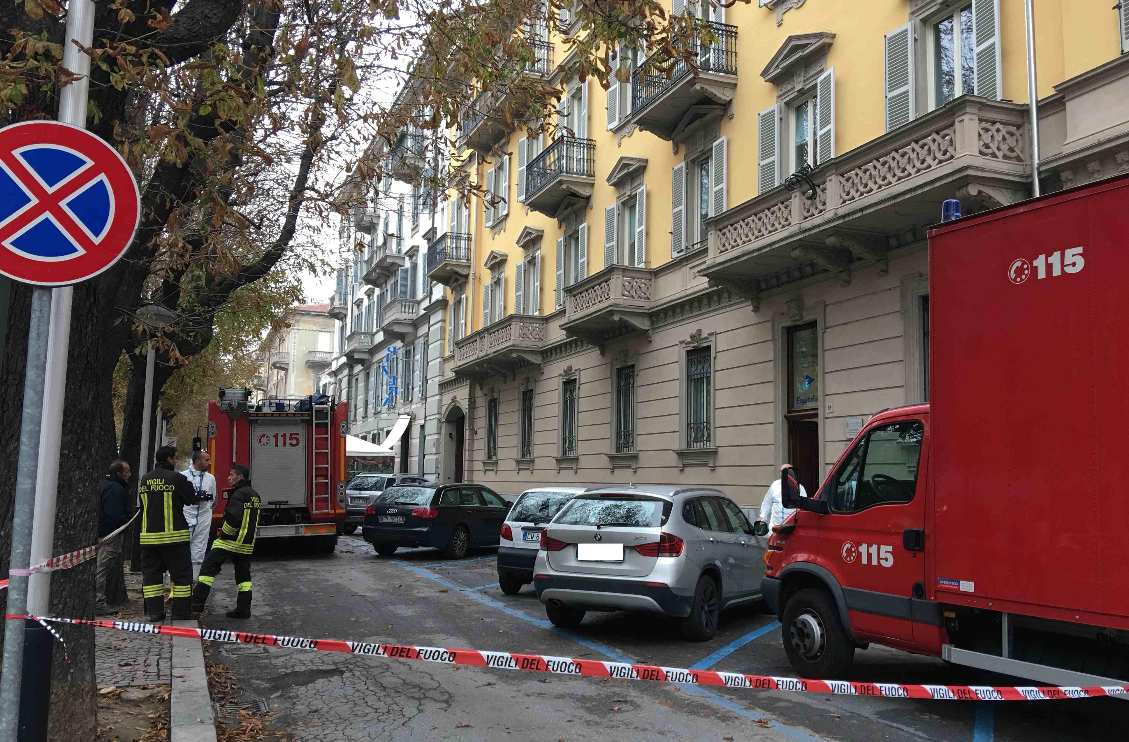 La Guida - Busta sospetta a Equitalia, evacuata la sede cuneese