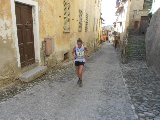 La Guida - Alla Vigne's Trail successo per Eufemia Magro