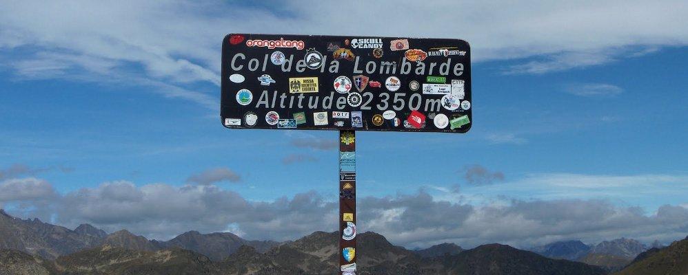 La Guida - Chiuso il colle della Lombarda