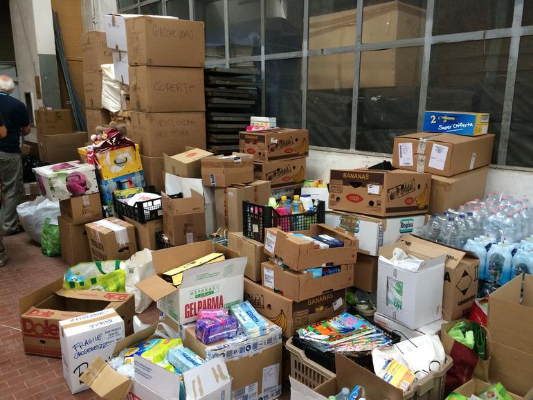 La Guida - Sabato parte da Cuneo il materiale per l'emergenza terremoto