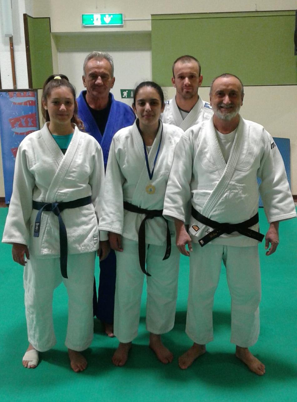 La Guida - Judo, soddisfazione per i portacolori dell'Ad Buzzi Unicem