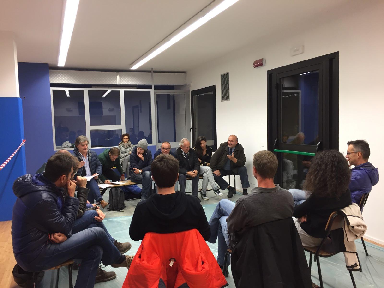 La Guida - Giuseppe Lauria presidente del circolo schermistico Cuneo