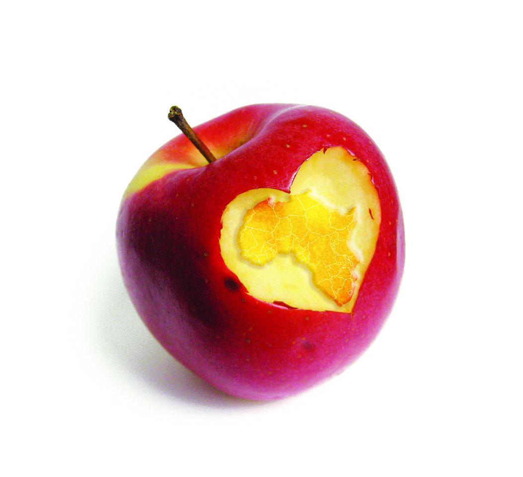 La Guida - Un sacchetto di mele in solidarietà all'Etiopia