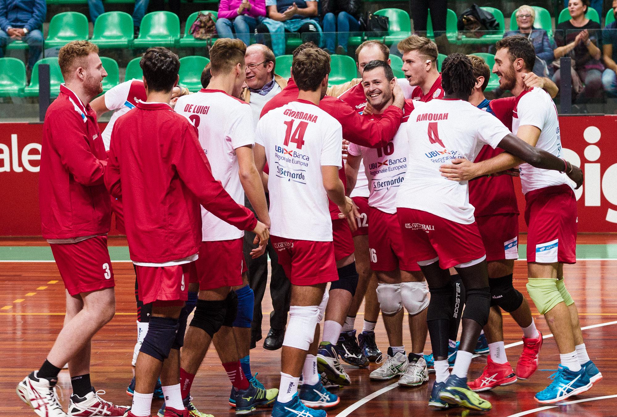 La Guida - Volley – Brebanca, buona la prima al Palazzetto