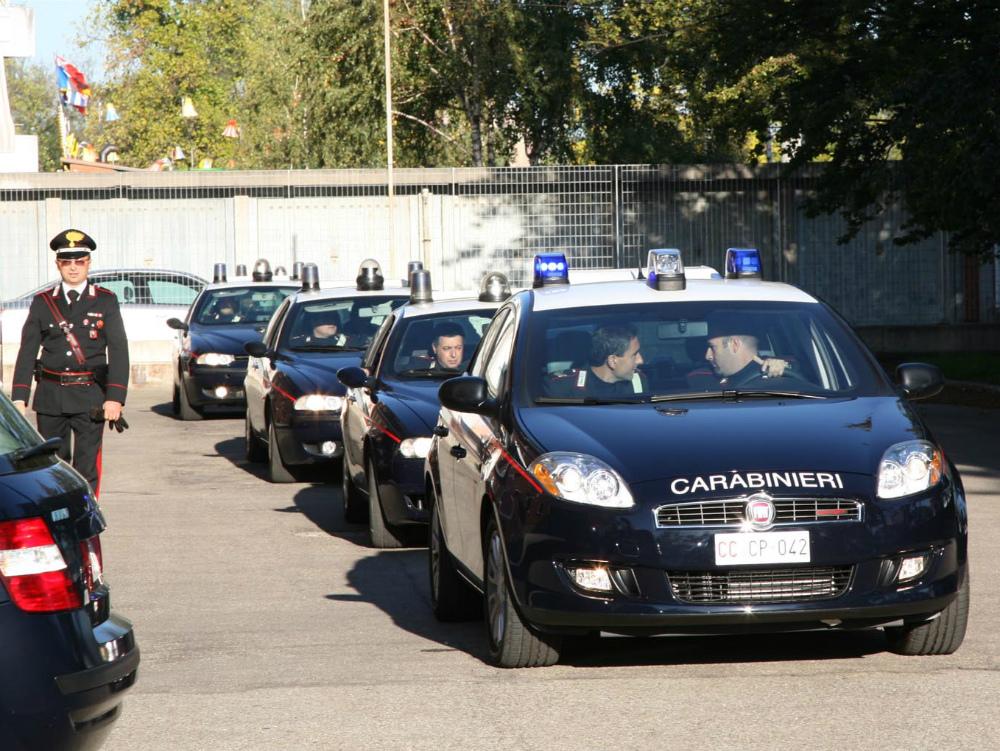 La Guida - Sette denunciati per furti di auto, moto, bici e skateboard