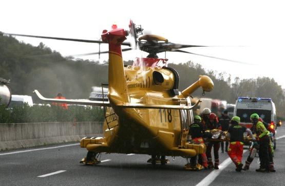 La Guida - Due incidenti sulla Torino-Savona, autostrada chiusa