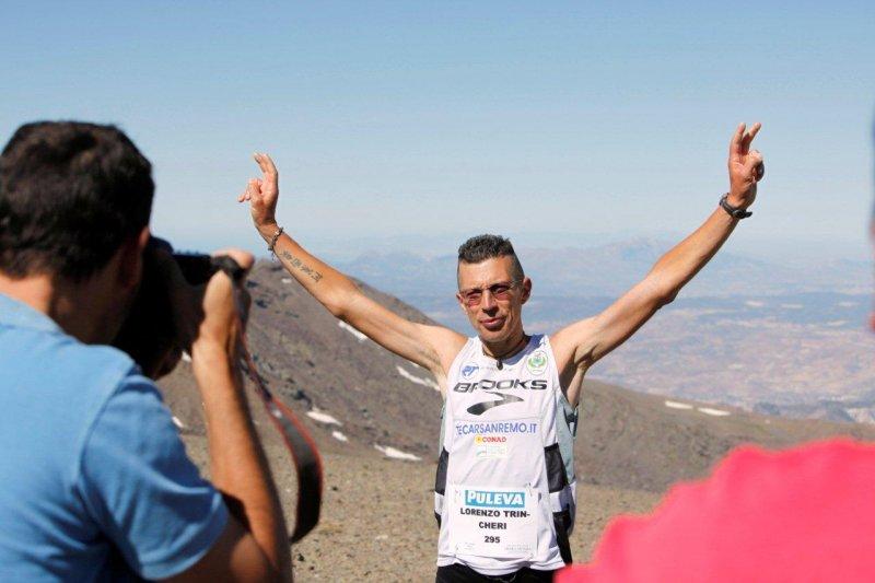 La Guida - Lorenzo Trincheri alla Maratona di Torino
