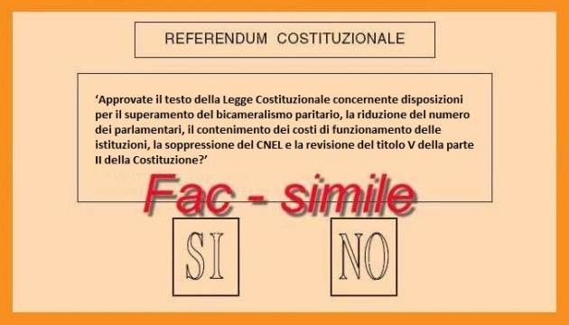 La Guida - Oggi due incontri sul referendum