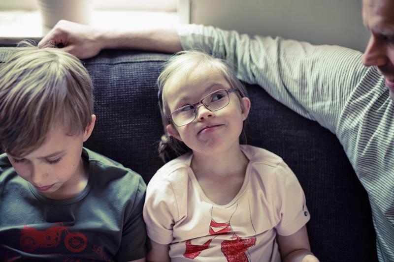 La Guida - Dare voce ai fratelli e alle sorelle dei bambini disabili