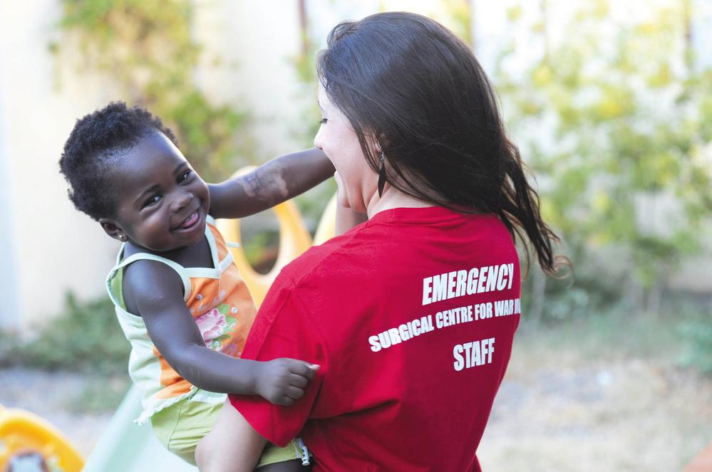 La Guida - Diventare volontario Emergency