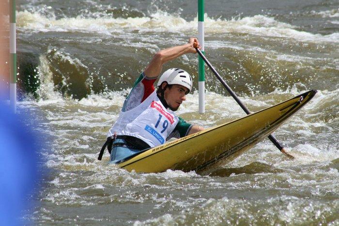 La Guida - Slalom nazionale di canoa kayak nello Stura