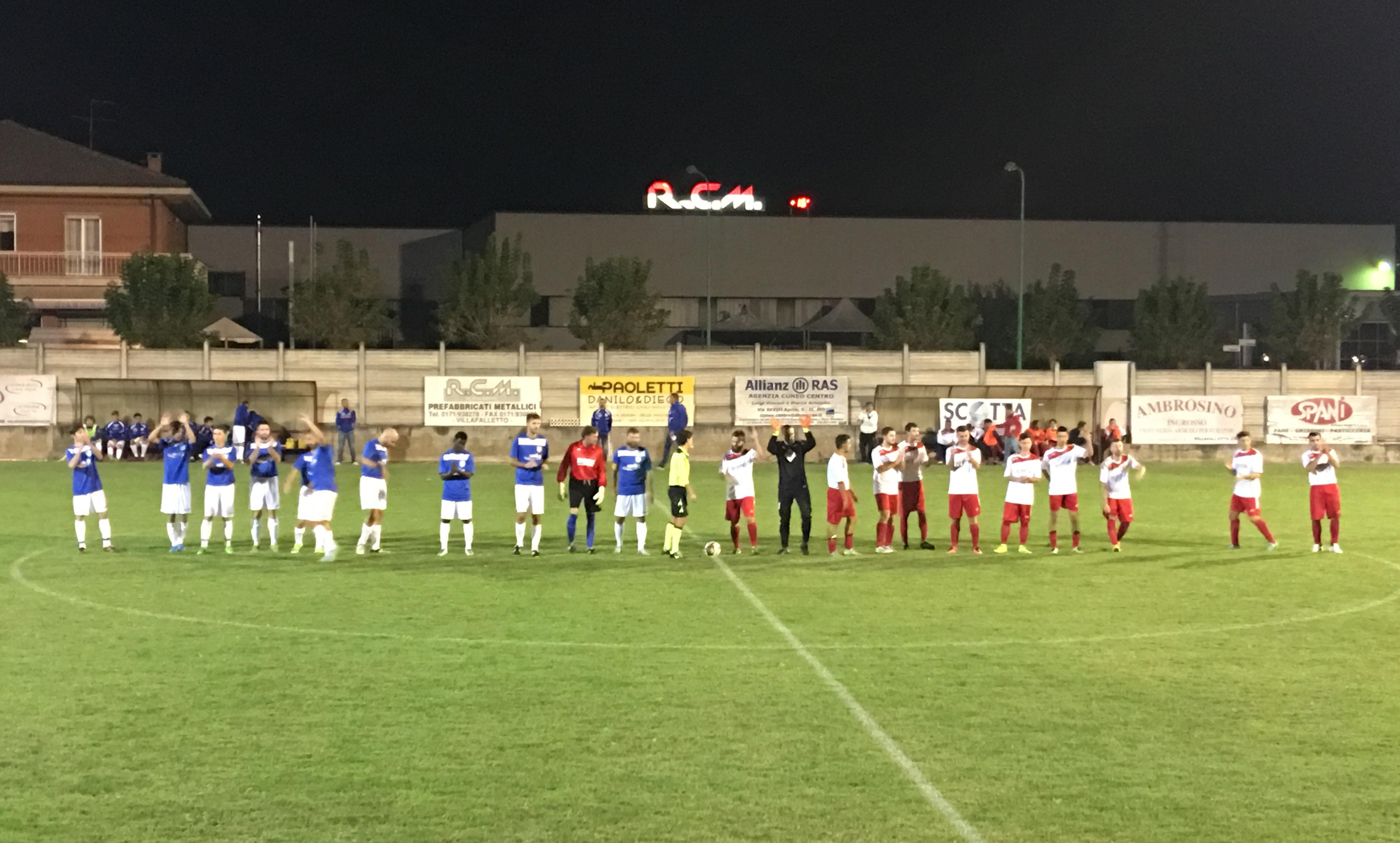 La Guida - Esordio vincente a Dogliani per il Cuneo FC
