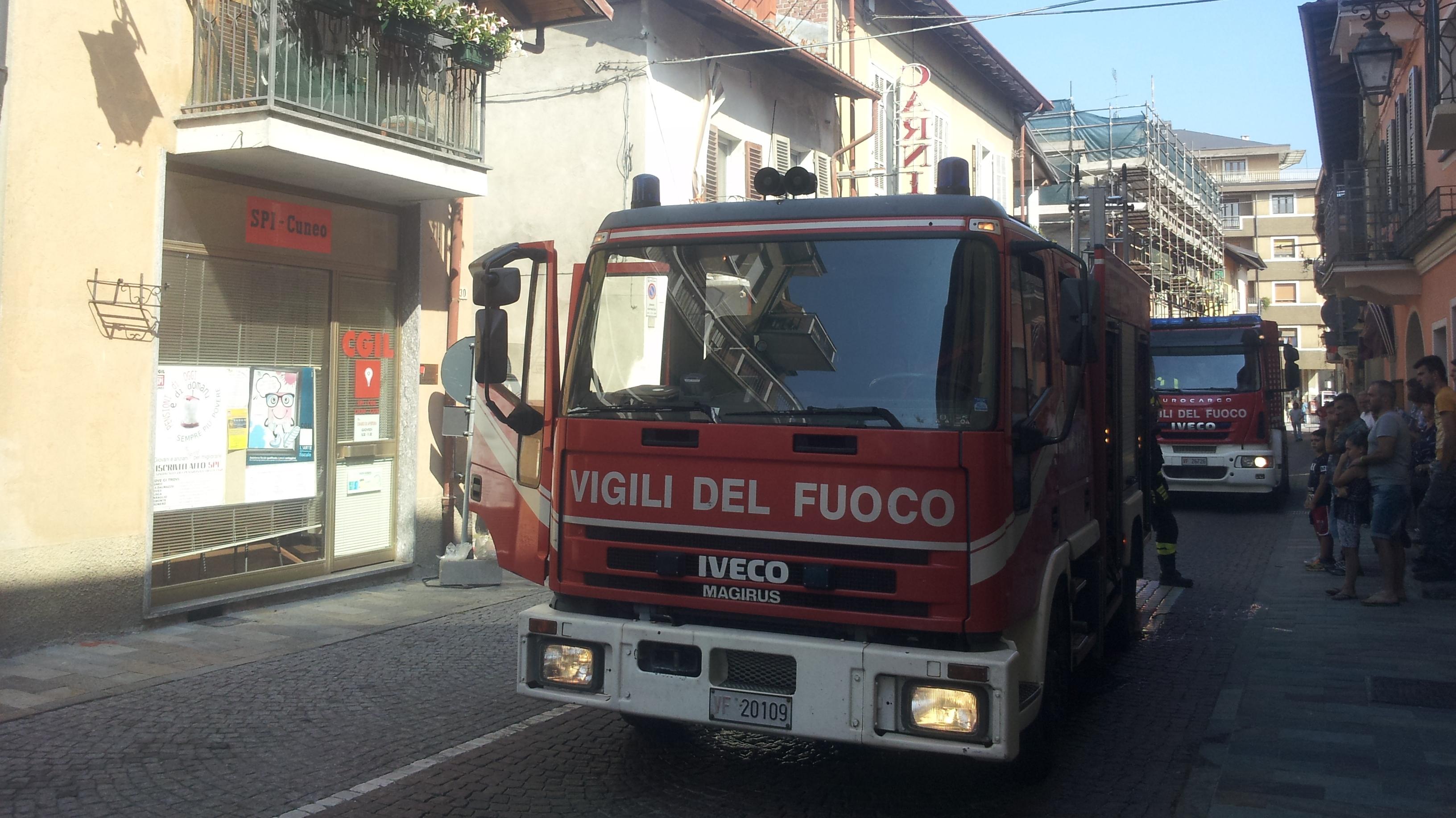 Incendio a borgo san dalmazzo la guida for Materassi borgo san dalmazzo