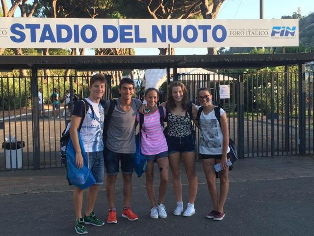 La Guida - I giovani cuneesi ai campionati italiani di categoria