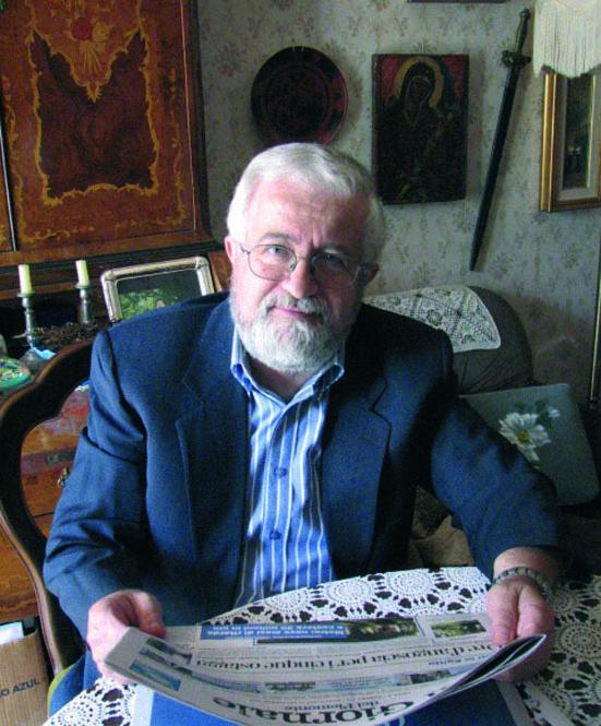 La Guida - L'addio a Fulvio Basteris, professore e giornalista